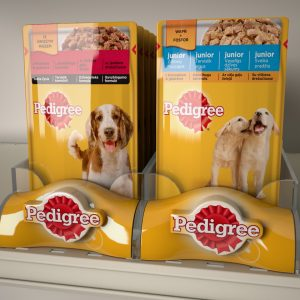 Merchandising Pet Food special fronts