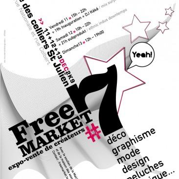 Free Market de Tours