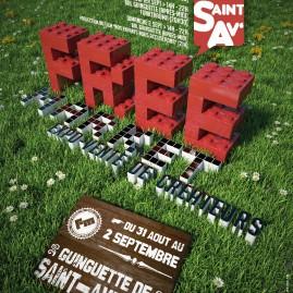 Free Market Saint Av'