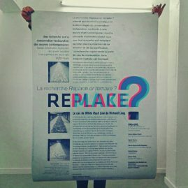 Replace or remake